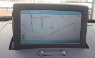 CD Renault Navigation CN2 Carminat  map update